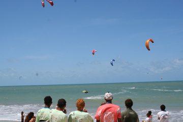 Kitesurfing Cumbuco